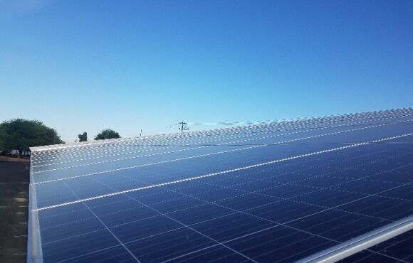 Sunnyside High School – 1073.34kW