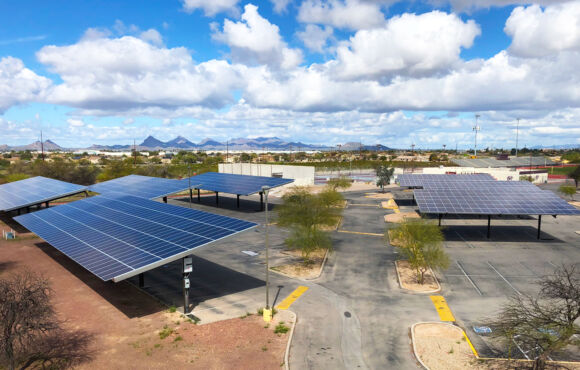 Desert View High School – 1.13MW