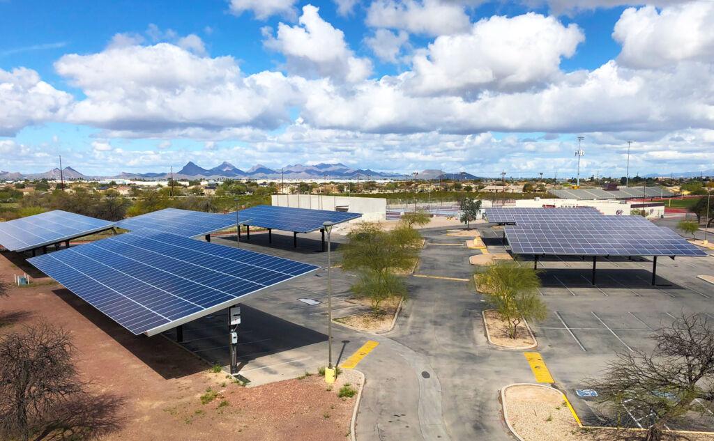 Desert View High School