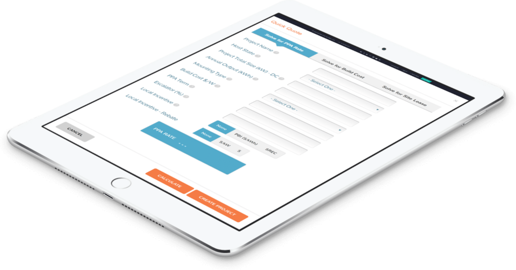 The SCF Suite makes pricing quick and easy