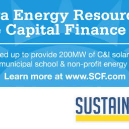 Sustainable Capital Finance and NextEra have formalized a multi-year collaboration