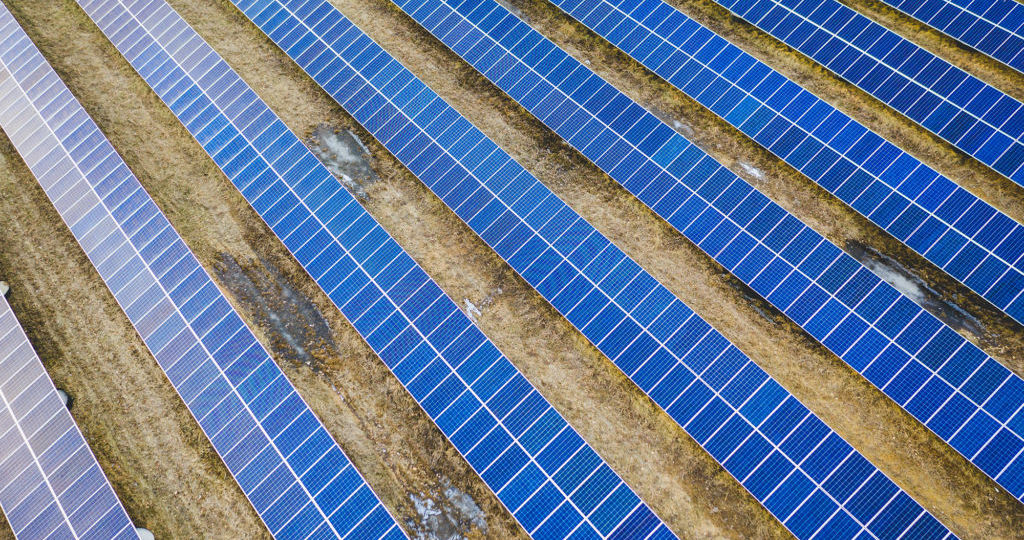 nj solar field