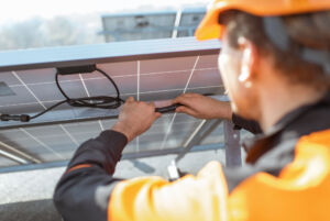 Commercial Solar Construction